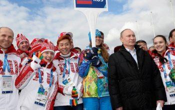 آمادگی روسیه برای مسابقات زمستانی جوانان جهان