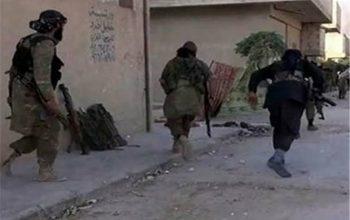 فرار داعشی های سوریه با 200 میلیون دالر به عراق