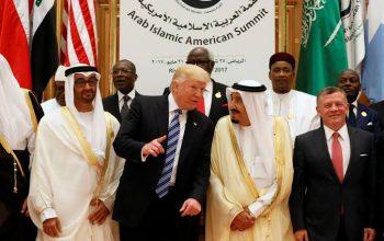 ناتوی عربی در آستانه فروپاشی