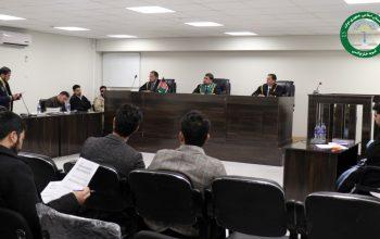 یک عضو شورای ولایتی غور به شش ماه حبس محکوم شد