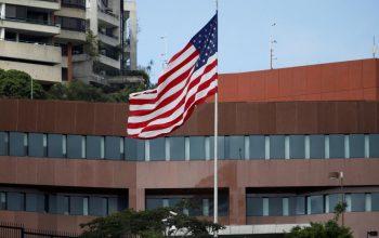 سفارت امریکا در ونزوئلا بسته می شود