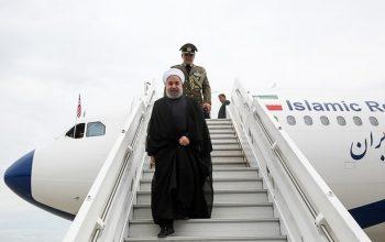 سفر سه روزه روحانی به عراق