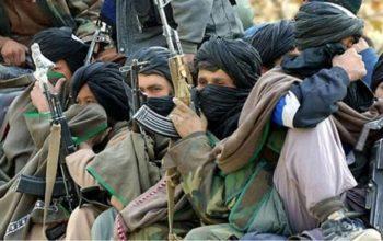 حمله تهاجمی طالبان بر ولسوالی شینکی زابل