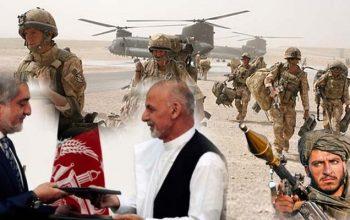 حکومت موقت عملی ترین راه برای گفتگوهای صلح