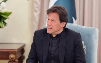 عمران خان، حکومت موقت را راه حل افغانستان دانست