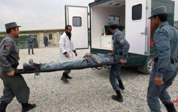 پنج پولیس در سمنگان کشته شد