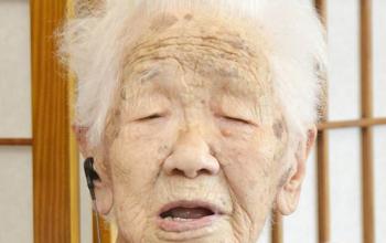 لقب مسن ترین فرد زنده جهان به یک زن جاپانی رسید