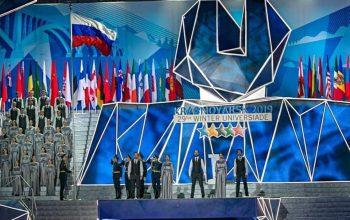 بزرگترین رویداد زمستانی ورزشی جوانان جهان با حضور افغانستان آغاز شد