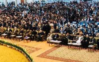 تاکید سیاف بر حفظ آبروی ملت و دولت در پروسه صلح