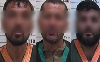 بازداشت سه عضو کلیدی طالبان