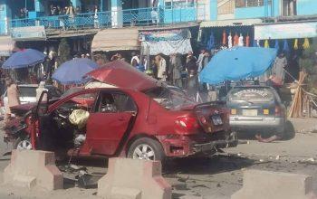 سه غیرنظامی در انفجار بغلان زخمی شد