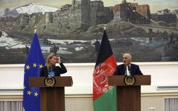 تاکید اتحادیه اروپا بر مذاکرات صلح به رهبری افغانها