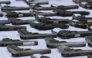 تاکید دوباره وزارت داخله به جمع آوری سلاحهای بدون جواز