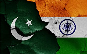 هند یک هواپیمای بی سرنشین پاکستان را سرنگون کرد