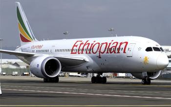 سقوط یک هواپیما با 157 سرنشین در آفریقا