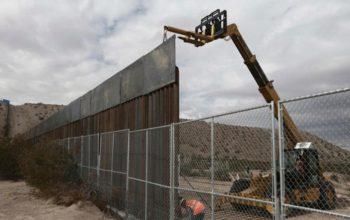 درخواست 8.6 میلیارد دالری ترامپ برای احداث دیوار مرزی