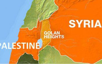 عربستان اقدام امریکا در به رسمیت شناختن «جولان» را محکوم کرد