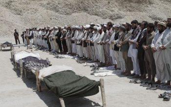 سهم بیشتر نیروهای طرفدار دولت در تلفات غیرنظامیان
