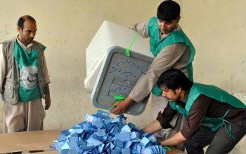 نتایج نهایی انتخابات پارلمانی لوگر