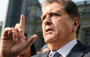 رئیس جمهور قبلی پرو خودکشی کرد