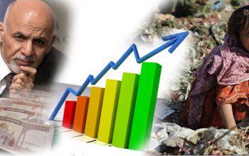 افزایش فقر با کاهش ارزش افغانی