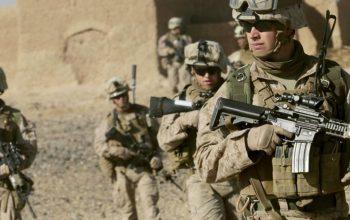 نظامیان امریکایی مستقر در سوریه به عراق فرار کردند