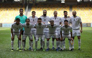 دو رتبه سقوط برای فوتبال افغانستان