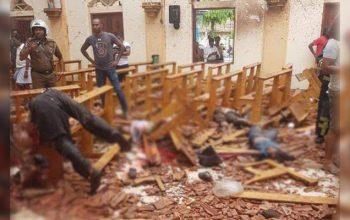 شمار کشته و زخمی های حملات سریلانکا به 800 تن رسید