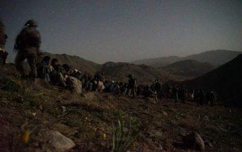 53 تن از زندان طالبان در زابل آزاد شدند