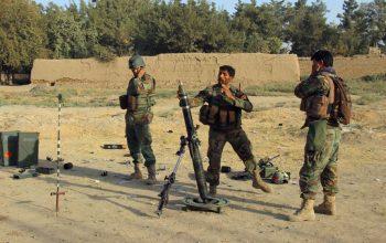 حمله تهاجمی طالبان بر ولسوالی «دولت آباد» عقب زده شد