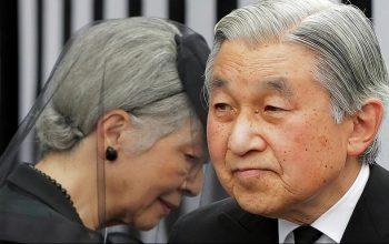بعد از دو قرن در جاپان اتفاق افتاد؛ کناره گیری امپراتور از قدرت