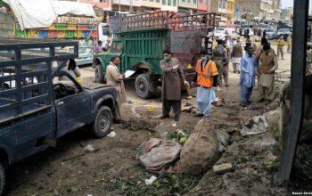 46 کشته و زخمی در انفجار کویته پاکستان