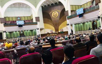 شورای ملی افغانستان افتتاح شد