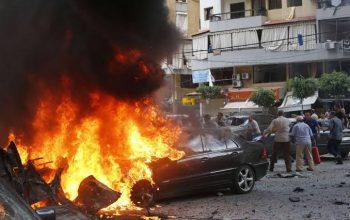 انفجار دو بمب در بغداد 4 زخمی برجا گذاشت