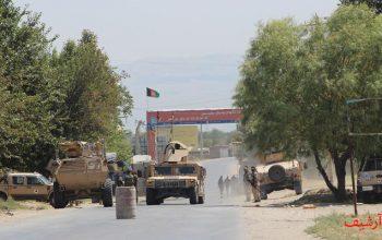 حمله تهاجمی طالبان بر مرکز کندز