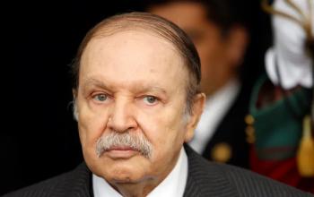 رئیس جمهور الجزایر استعفا داد