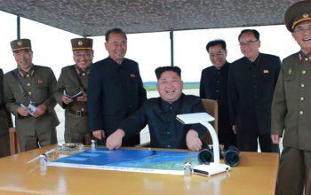 آزمایش تازه موشکی کوریای شمالی