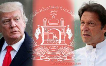 دیدار عمران خان با ترامپ در مورد افغانستان