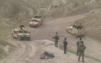 8 کشته و 6 زخمی در درگیری مردم با افراد مسلح در تخار