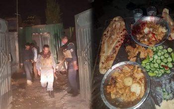 سه پولیس در پوسته دوغ آباد کابل جان باخت