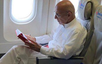 رئیس جمهور غنی عازم عربستان شد