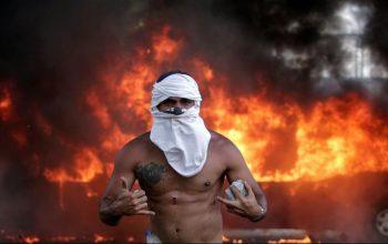 تلاش برای کودتا در ونزوئلا