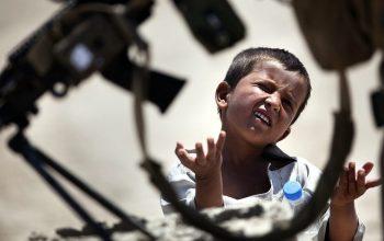 انفجار، بزرگترین عامل قربانی کودکان افغانستان