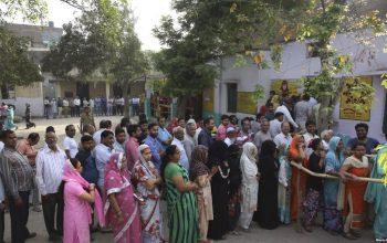 طولانی ترین رایگیری هند در مراحل پایانی