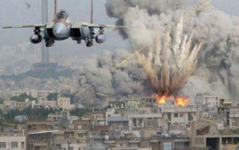 حمله ائتلاف عرب به صنعا