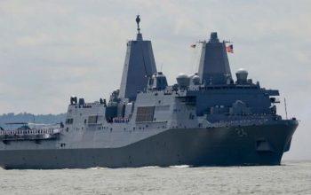 اعزام تجهیزات نظامی بیشتر امریکا به خاورمیانه