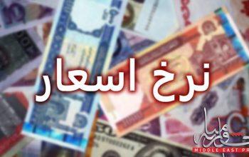 برنامه ناکارآمد بانک مرکزی برای ارزش پول افغانی