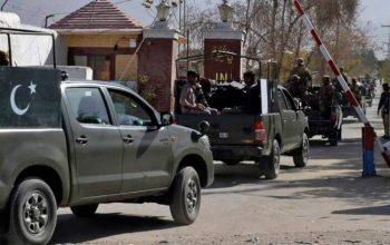 حمله مهاجمین بر مقر پولیس ایالت بلوچستان پاکستان