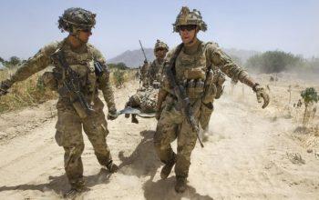 دو سرباز امریکایی در افغانستان کشته شد
