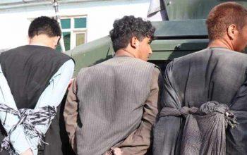 چهار زن از چنگ آدم ربایان در فاریاب رها شدند
